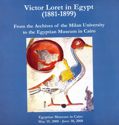 (Victor Loret in Egypt (1881-1899