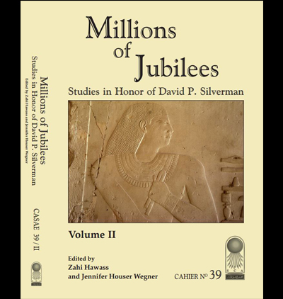 Cahier 39  Millions of Jubilees  vol.2